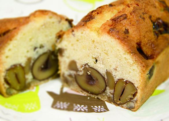 パンウドケーキ栗アイキャッチ