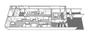 衛生管理を考えて設計された工房