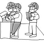 ISO管理システムが人材育成に繋がります